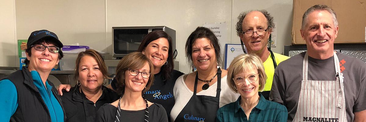 Culinary Angels Volunteers