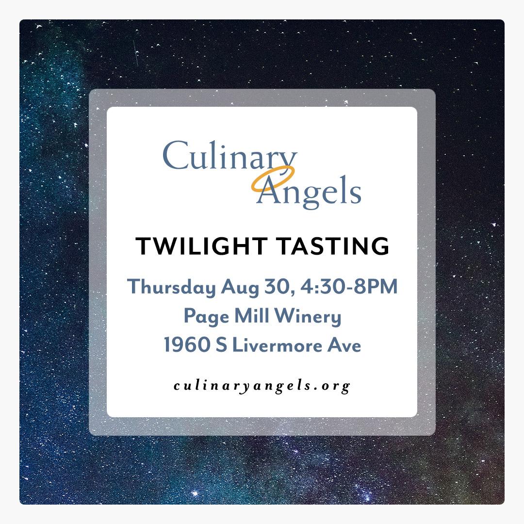 Twilight Tasting
